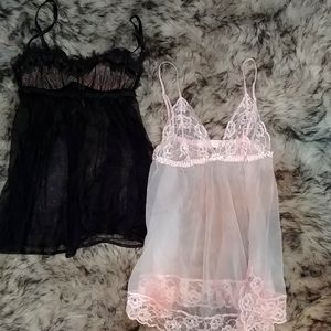 Two Shexy NightGowns